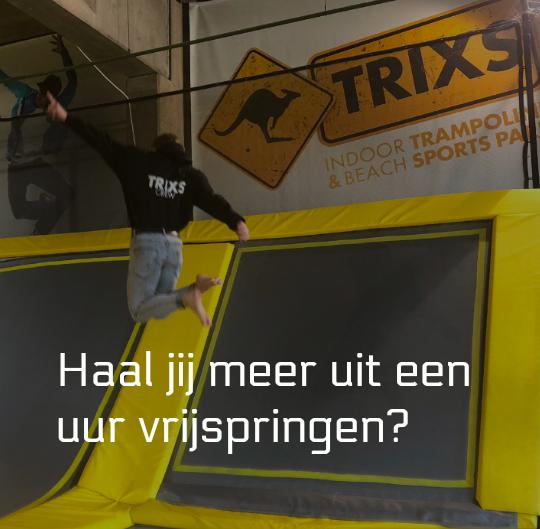 TRIXS Spaarkaart