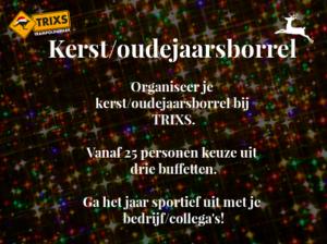 TRIXS borrel