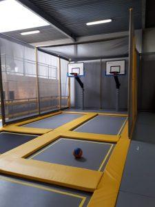TRIXS Basketbalcourt